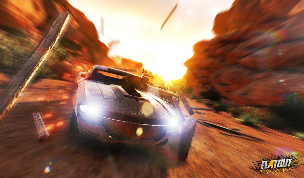 FlatOut 4 Total Insanity a la venta el próximo 17 de marzo en PS4 y Xbox One