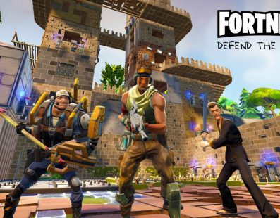 Podremos jugar al fin a Fortnite antes de finalizar 2017
