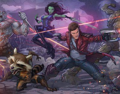 Guardianes de la Galaxia: The Telltale Series saldrá a la venta el 18 de abril