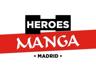 Heroes Manga Madrid 2017 tendrá lugar los días 22 y 23 de abril