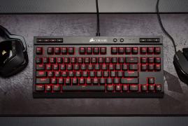 Corsair K63 es el nuevo teclado Gaming retroiluminado creado para los jugadores que buscan lo mejor