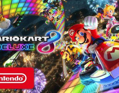 Mario Kart 8 Deluxe muestra en un nuevo tráiler todas sus novedades