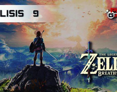 Análisis de Zelda Breath of The Wild – Hyrule a tus pies