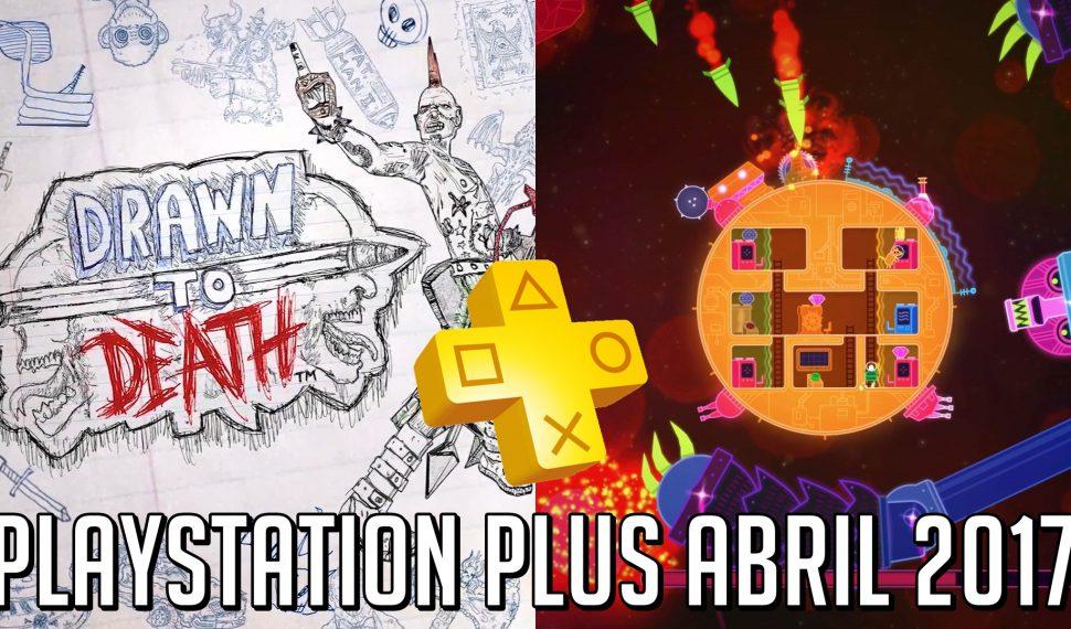 Conoce los juegos gratuitos de PlayStation Plus de abril