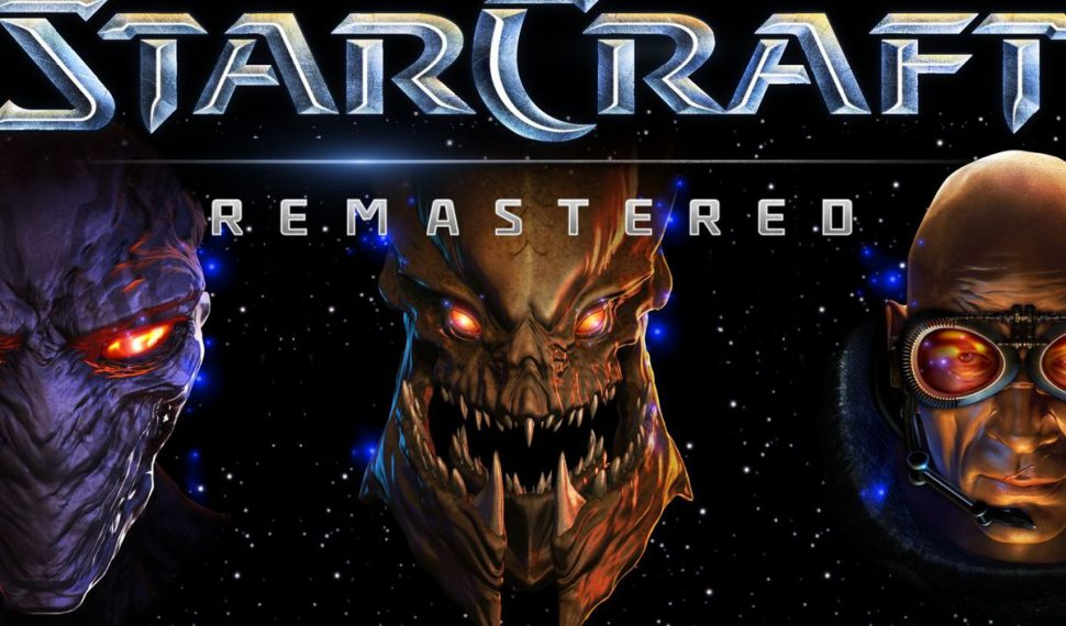 Ya ha sido lanzado Starcraft Remastered