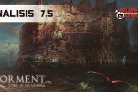 Análisis de Torment Tides of Numenera – El resurgir de una época
