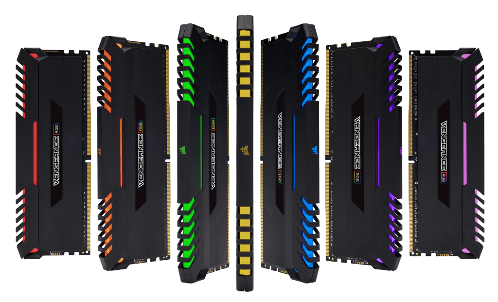DDR4 VENGEANCE RGB