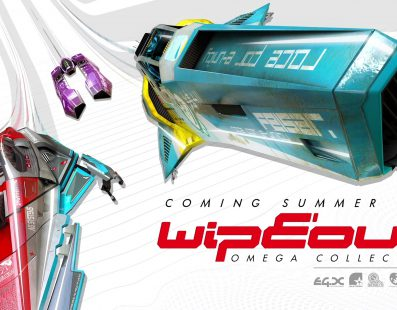 Wipeout Omega Collection llegará a PlayStation 4 en junio