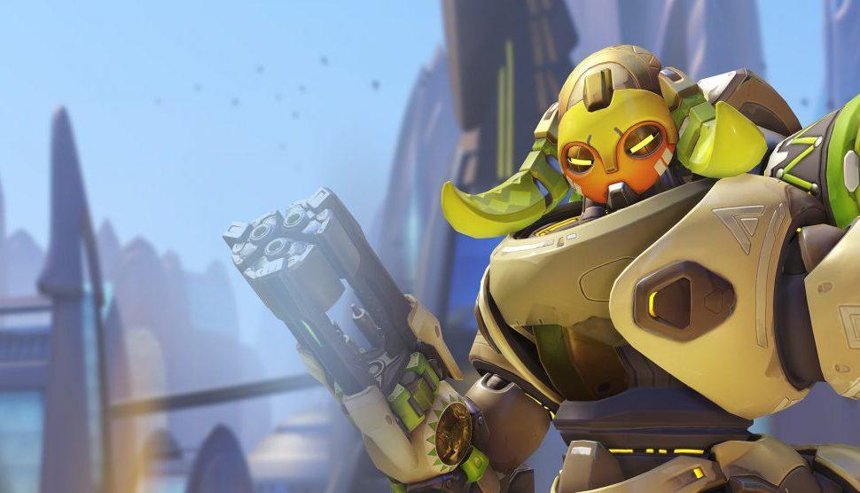 Nueva heroína de Overwatch, Orisa.