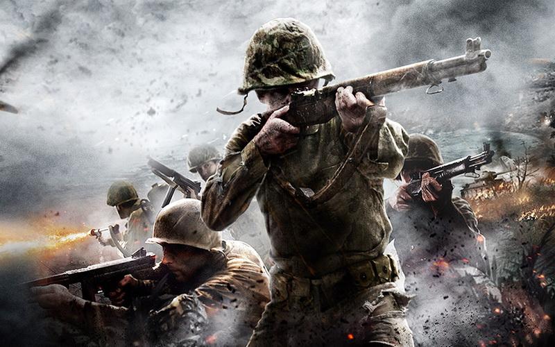 Nuevas fuentes confirman Call of Duty WWII