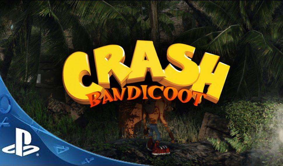 ¿Lo nuevo de Crash Bandicoot en PC?