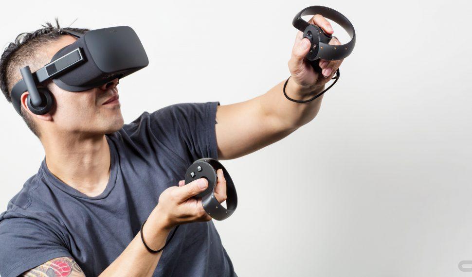 Se rebaja el precio de las Oculus Rift