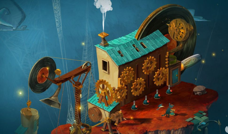 Figment: La aventura musical desarollada por In-House