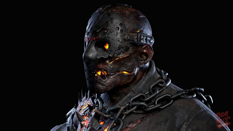 Revelado el diseño de Jason Infernal en Friday the 13th