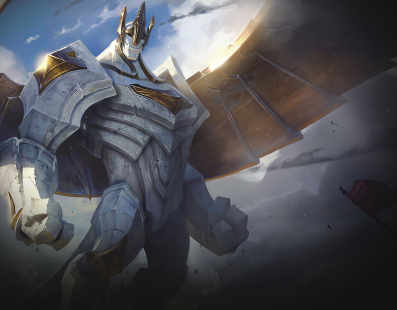 Rework: Galio el Coloso ya disponible.