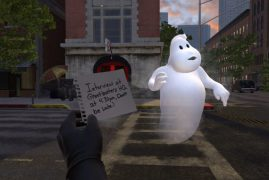 El juego de Ghostbusters para PS4 VR