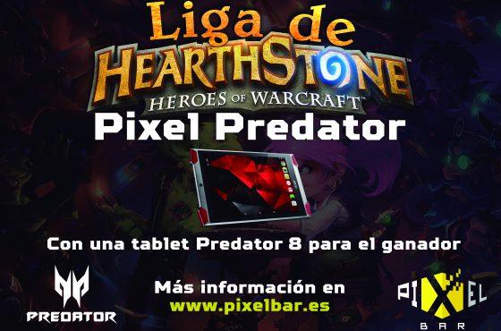 Final Pixel Predator Hearthstone ¡Te contamos cómo fue!