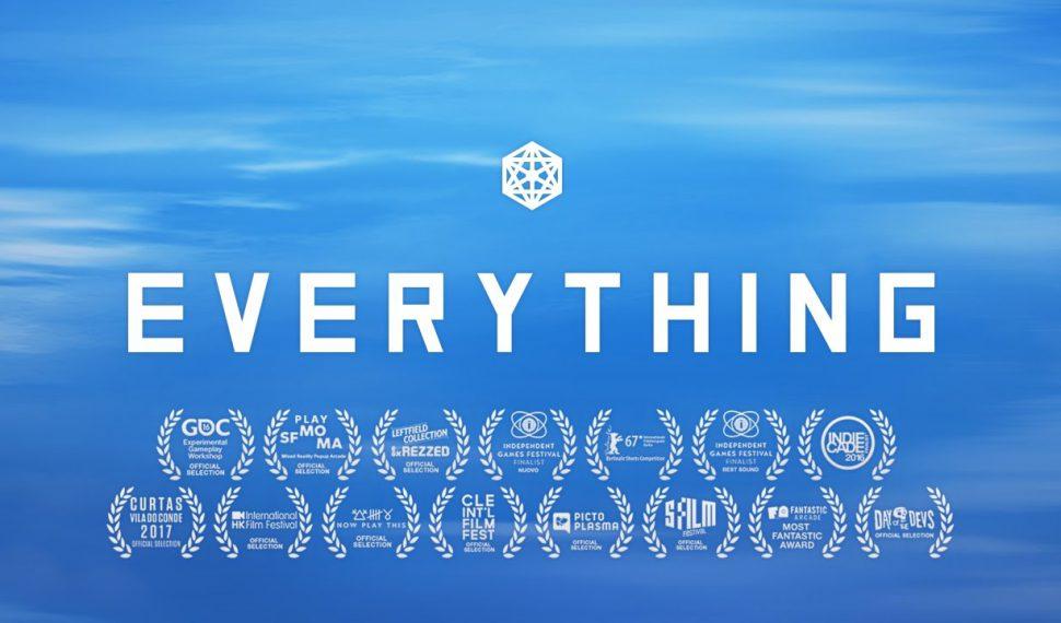 Everything: cuando lo surrealista y lo abstracto se transforman en videojuego