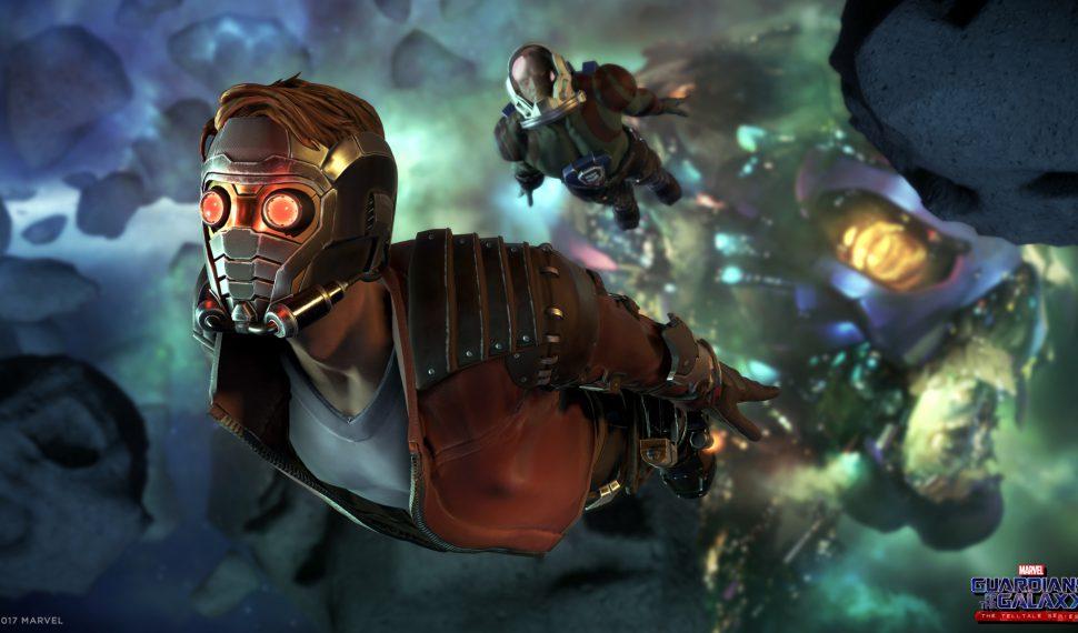 El videojuego de Guardianes de la Galaxia podría llegar el próximo 18 de abril