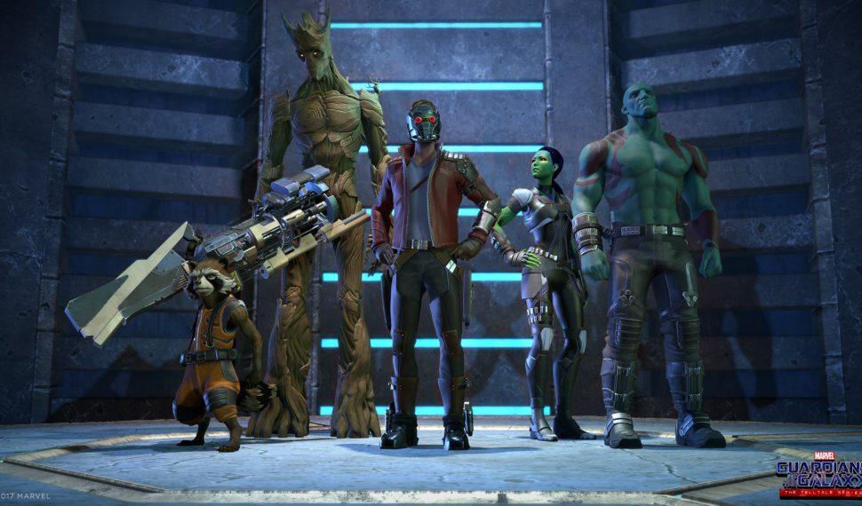 Publicadas las primeras imágenes de Guardianes de la Galaxia