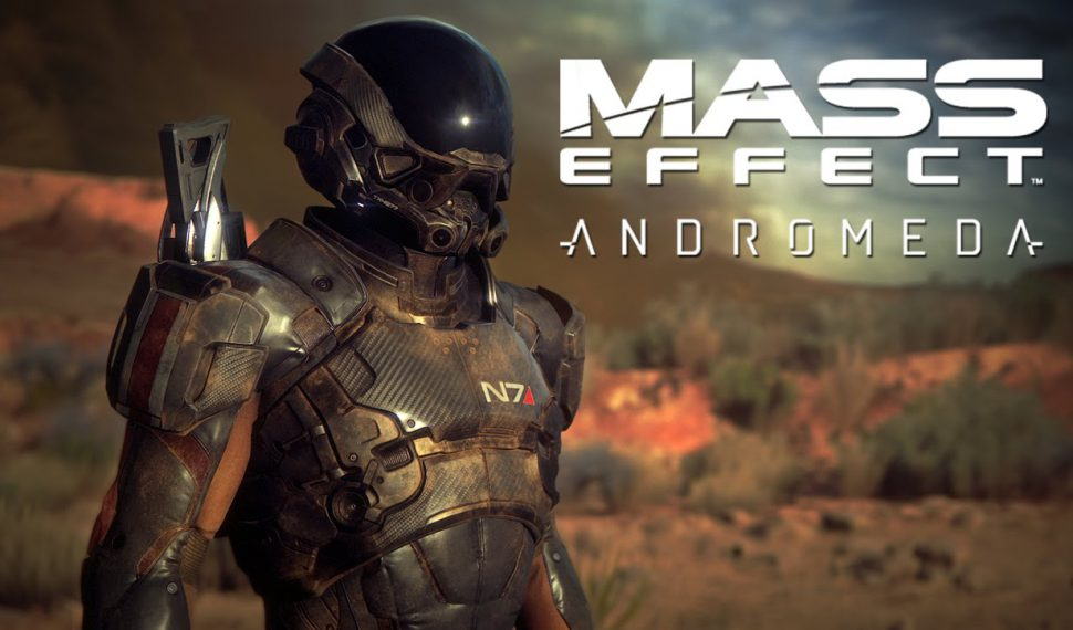 Mass Effect Andromeda crea expectación con 17 minutos de gameplay