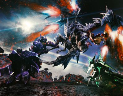 [CONFIRMADO] Monster Hunter XX llegará a Nintendo Switch