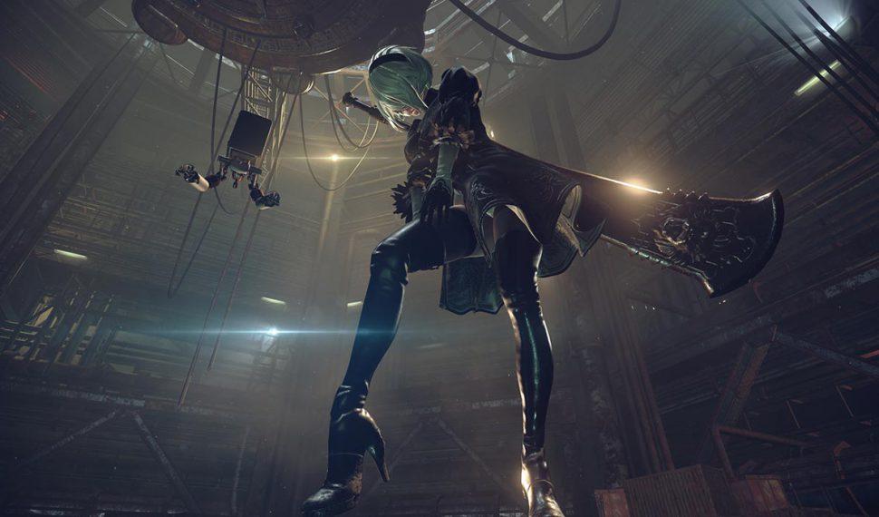 NieR Automata tendrá DLCs que aportarán nuevos trajes y desafíos