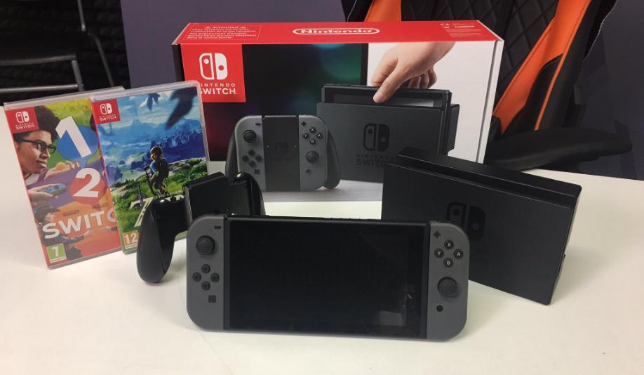 El éxito inicial de Nintendo Switch lleva a Nintendo a doblar la producción de su nueva consola
