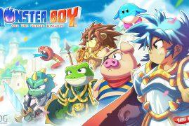 Monster Boy and the Cursed Kingdom podría llegar a Nintendo Switch en físico