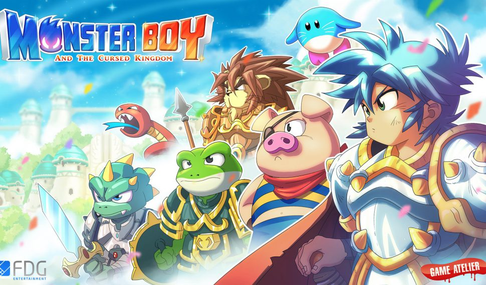 Monster Boy and the Cursed Kingdom podría llegar a Nintendo Switch en físico