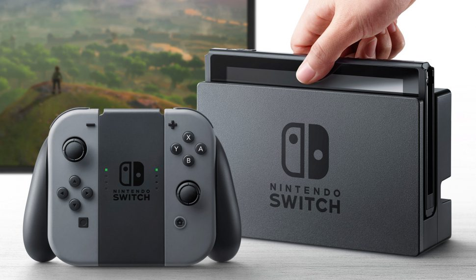 Nintendo Switch sigue como la consola más vendida en Japón