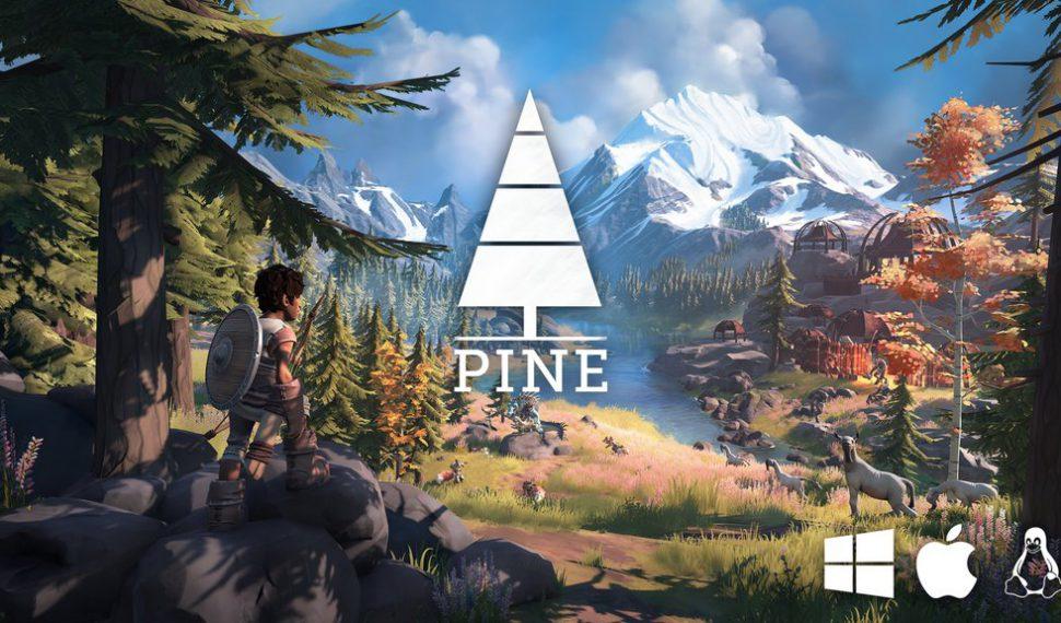 El videojuego Pine busca apoyo en Kickstarter