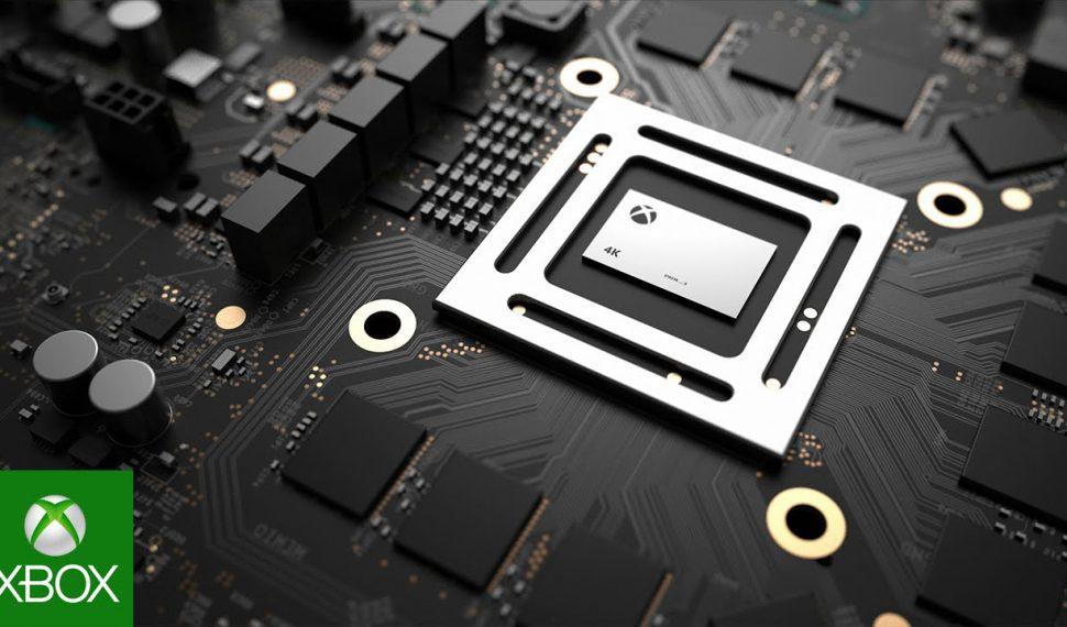 Project Scorpio podría anunciar su hardware y fecha de lanzamiento oficial la próxima semana