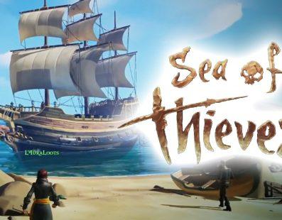 Sea of Thieves presenta un nuevo vídeo