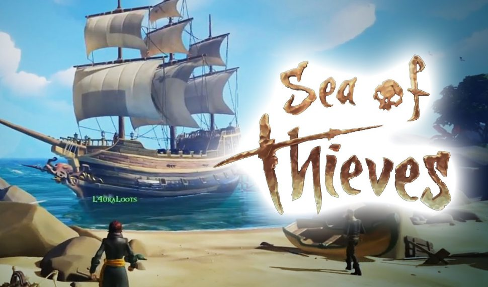 Sea of Thieves presenta un nuevo vídeo