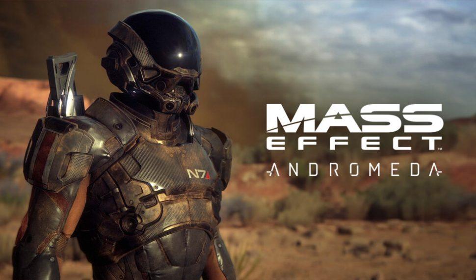 El equipo de Mass Effect: Andromeda trabaja ya en un nuevo parche