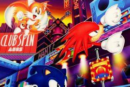 Hay un nuevo cartel promocional donde se puede ver Sonic Mania