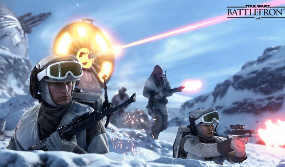 El primer tráiler de Star Wars Battlefront 2 ya tiene fecha