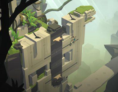 Mirror of Spirits, un capítulo adicional gratuito para Lara Croft GO en PC