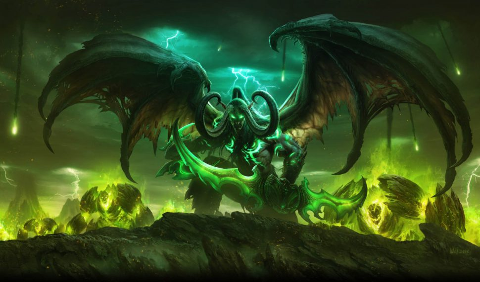 World of Warcraft se actualiza con «La tumba de Sargeras»