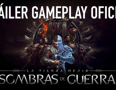 Ya disponible el primer gameplay de La Tierra Media: Sombras de Guerra