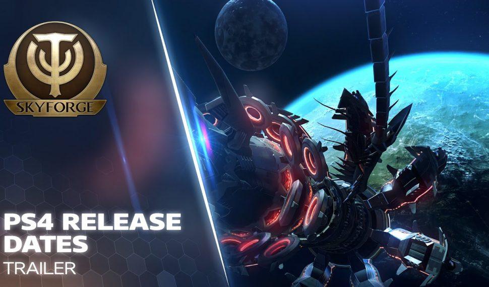 Ya se conoce la fecha de lanzamiento de Skyforge