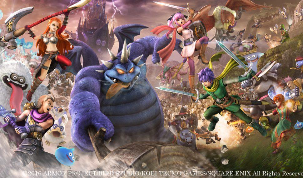 Se presentan los tres últimos protagonistas de Dragon Quest: Heroes II
