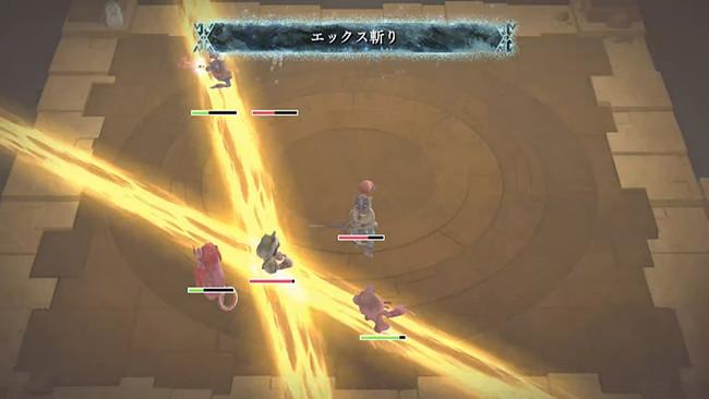 Temporal Battle Arena 2