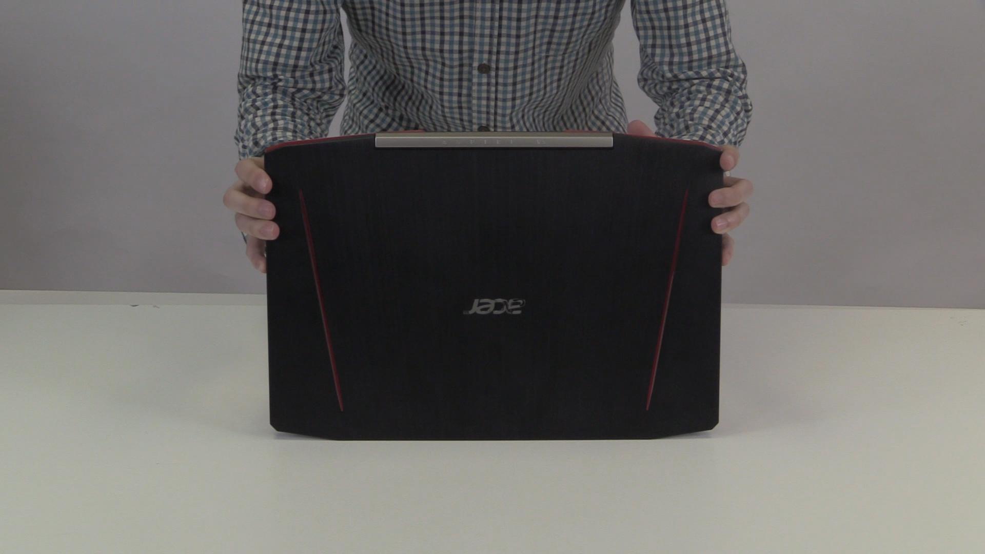 análisis Acer Aspire VX 15