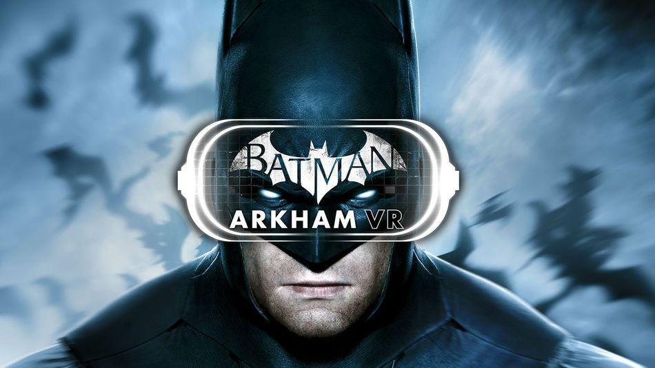 Batman: Arkham VR llegará el 25 de abril a HTC Vive y Oculus Rift