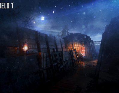 Nuevo mapa para Battlefield 1: Noches de Nivelle