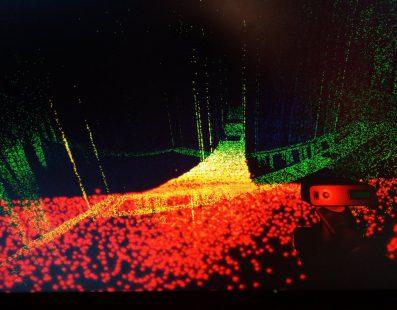 Scanner Sombre, el particular juego donde tendrás que ir revelando todo lo que te rodea