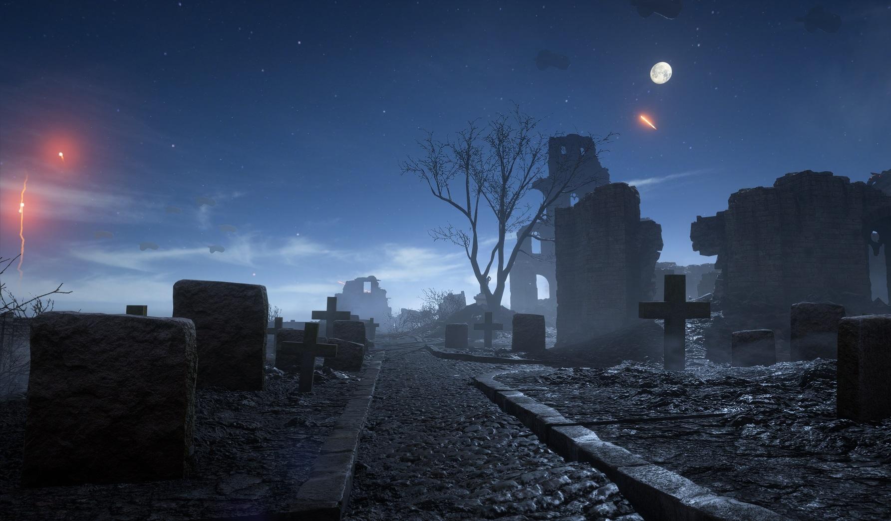 Noches de Nievelle Battlefield 1