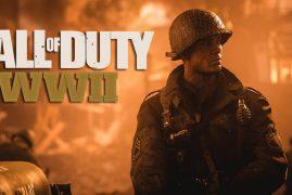 Este es el primer tráiler de Call of Duty WWII